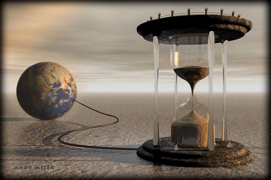 Sanduhr des lebens  Bereit für die Ewigkeit? | kopten ohne grenzen