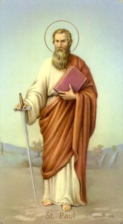 sveti Pavel - apostol