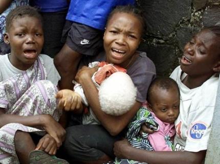 Albinos Tansania