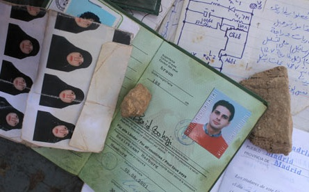passport-of-said-bahaji-a-german-national-suspected-of-involvement-in ...