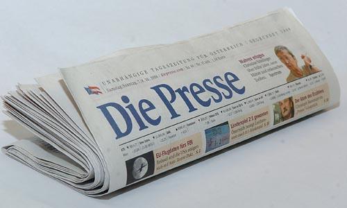 """Résultat de recherche d'images pour """"die presse"""""""