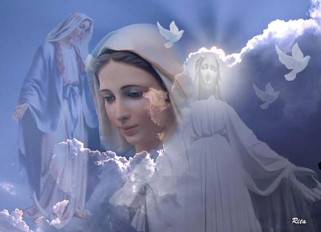 Maria Himmelfahrt, alles ber das Marienfest Maria