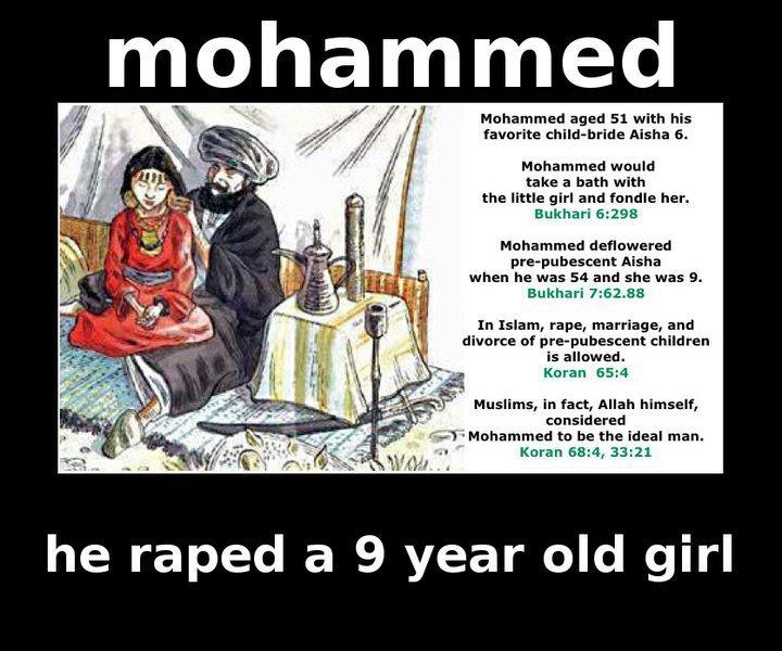 Bildergebnis für mohammed und aischa