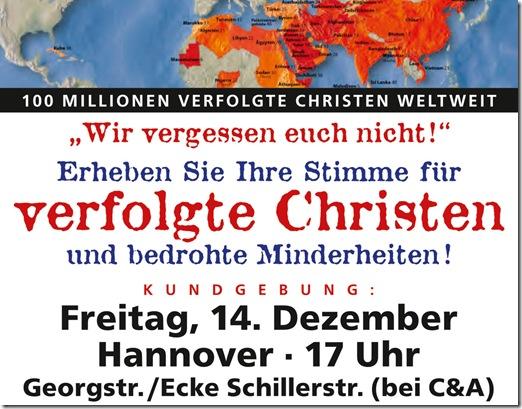0 a 1 Christenverfolgungsmarsch