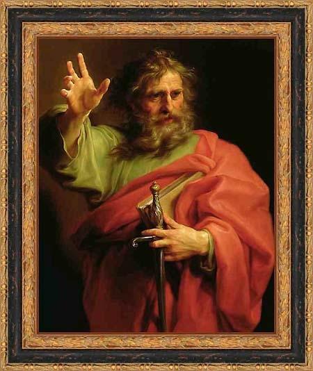 Der Hl. Apostel Paulus