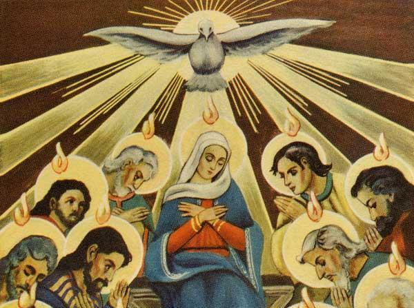 Möge der heilige Geist dich führen