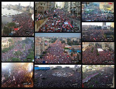 0 a 1 Millionen gegen den Ersatzreifen Morsi