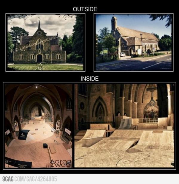 Die toten Kirchen in Holland