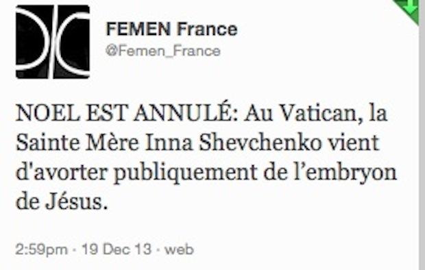 Femen-gotteslästerliche-Botschaft