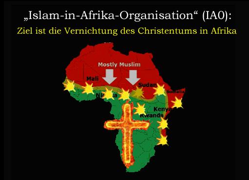 24 islamische Länder in Afrika