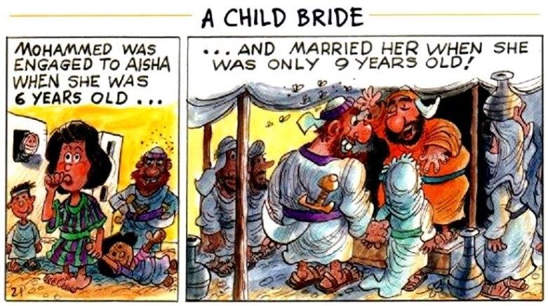 Bildergebnis für aisha and mohammed