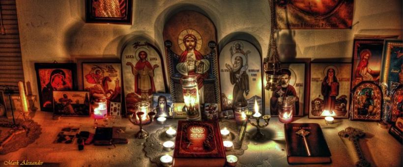 Koptische Ikonen