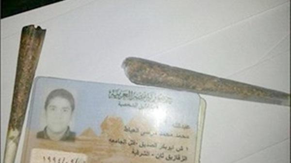 Sohn von Morsi