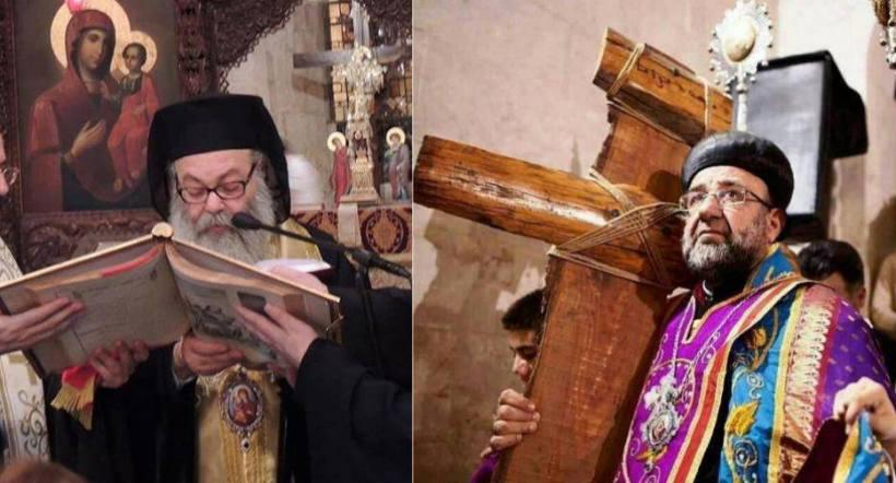 Entführte Biscöfe