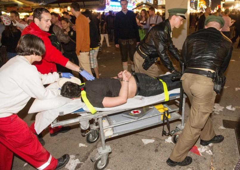 Mangelnder Respekt vor Rettungskräften und Polizei