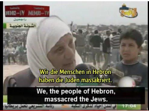 Islamische Hetze gegen Juden 16