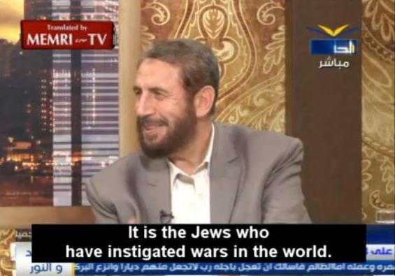 Islamische Hetze gegen Juden 23