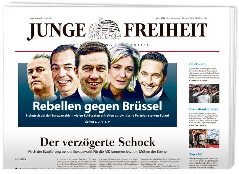 Rebellen gegen Brüssel