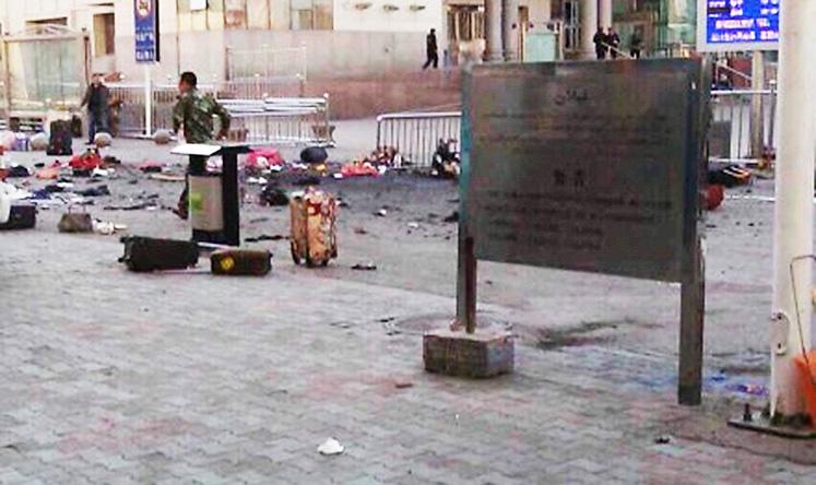 Uiguren-Terror