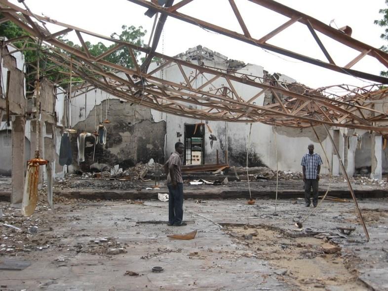 Boko-Haram-Terroristen