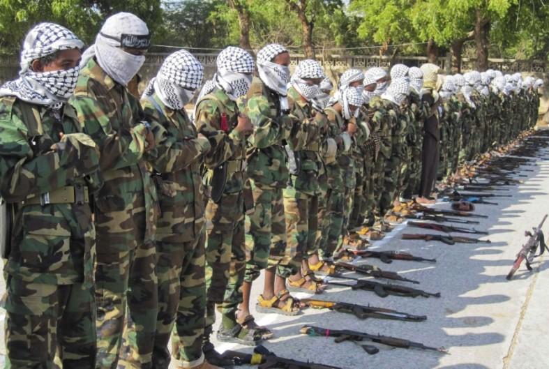Die dschihadistische Al-Schabaab-Miliz