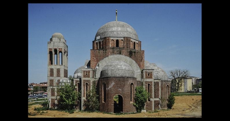 Kirche in Pristina