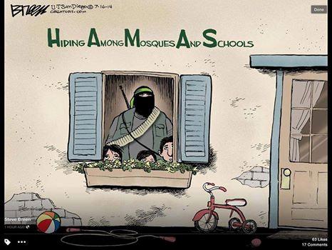 Hamas-Versteckspiel