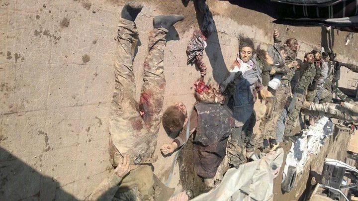 ISIS tötet PKK