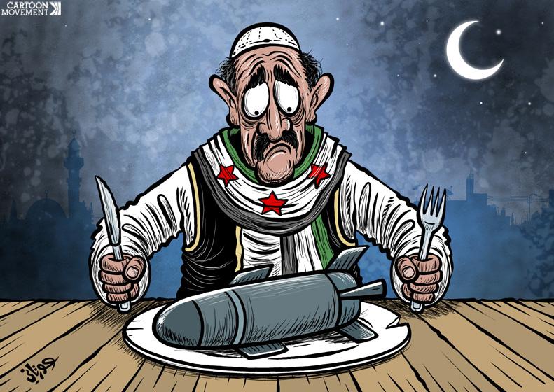 Pal. Terror zu Ramadan