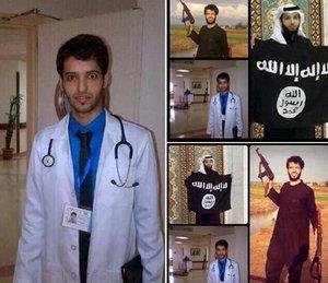 Saudischer Arzt