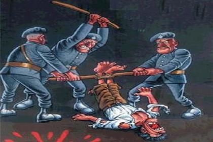 Menschenrechte in ägyptischen Polizeistationen