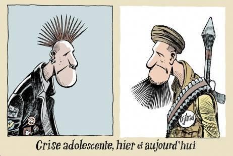 Nazi = islamist