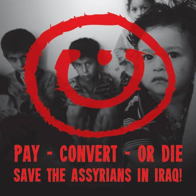 Rettet die Christen im Irak