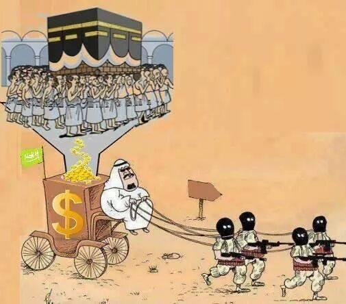 Saudis sponsorn den islamischen Terror