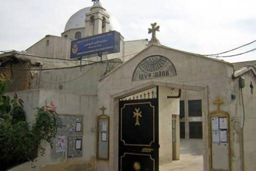 Armenian Genocide Memorial Church in Der Zor