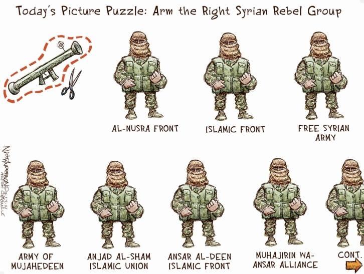 Jihad in Syrien