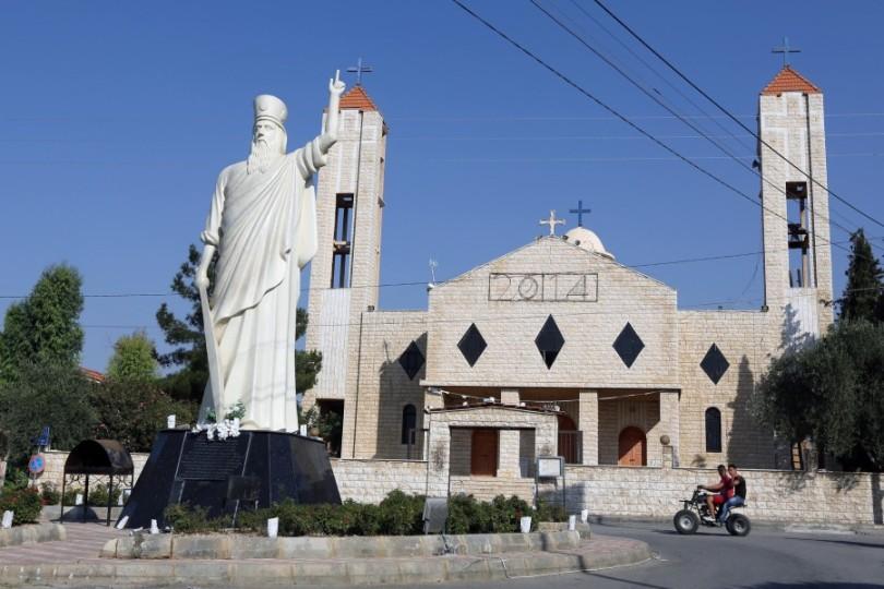Kirche in Rass Bealbak