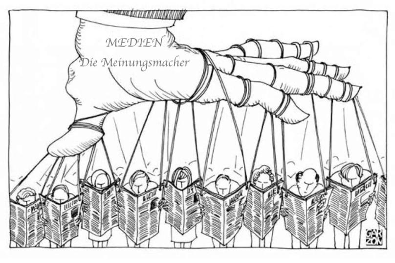 Medien-Meinungsmacher