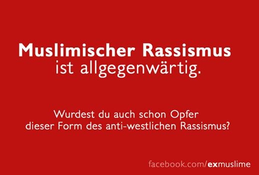 Muslimischer Rassismus