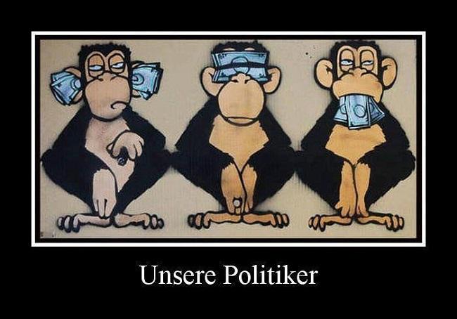 Unsere Politker