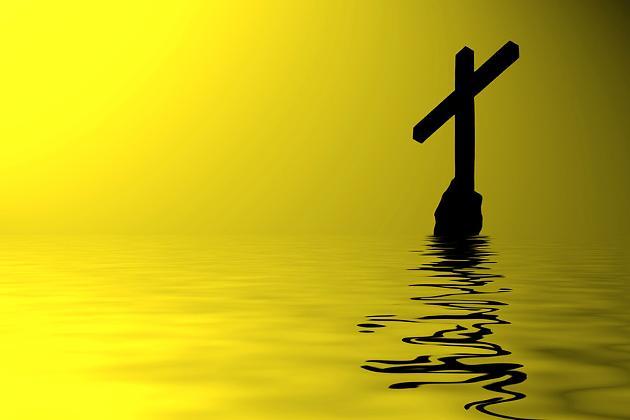 Glaube verschwindet