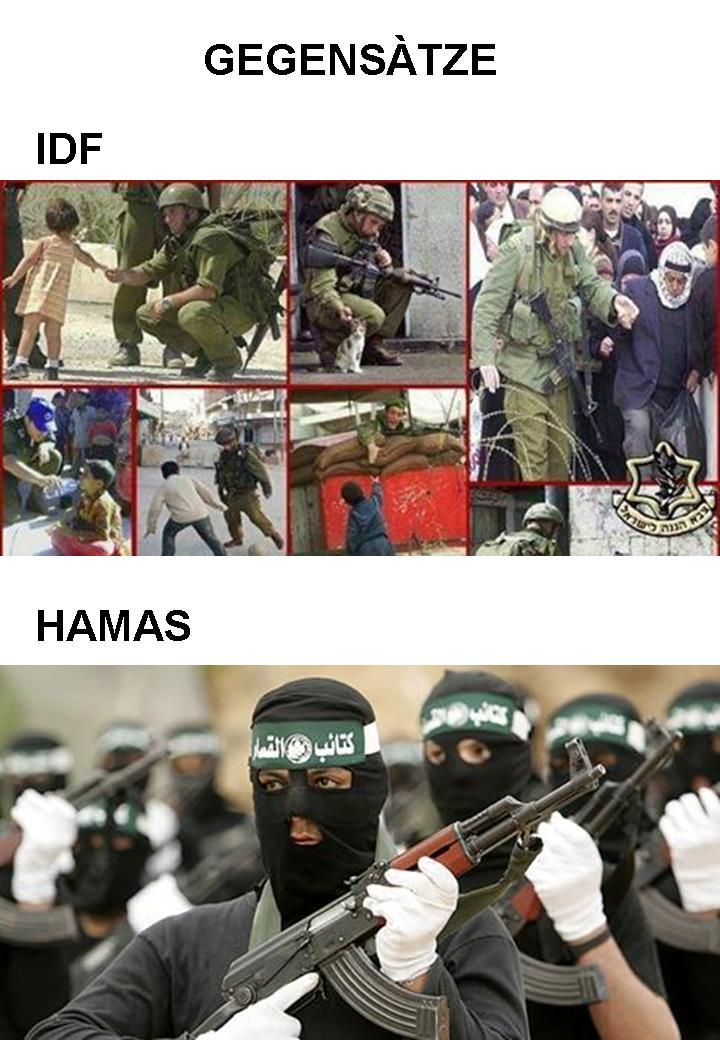 IDF - Israelische Soldaten