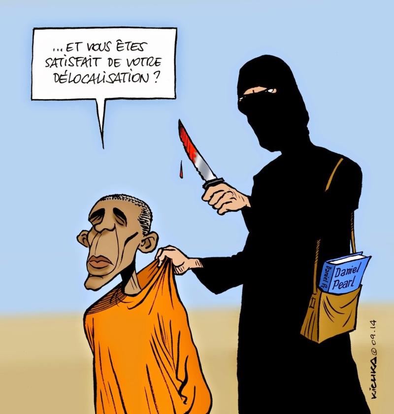 Obama und IS