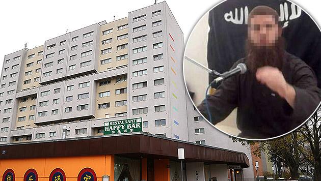 Terrorist in Wien gefasst