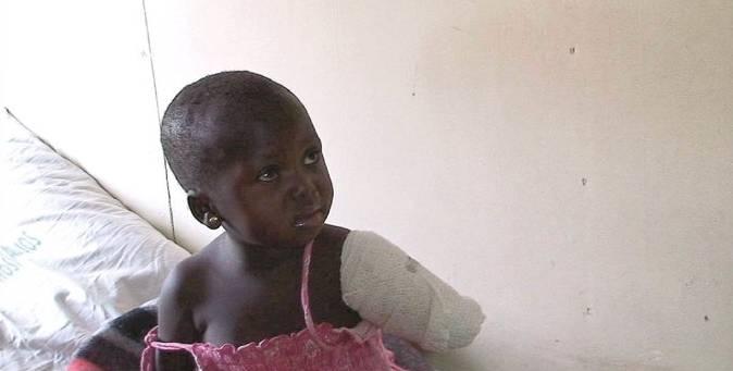 Grace Danjuma aus Nigeria