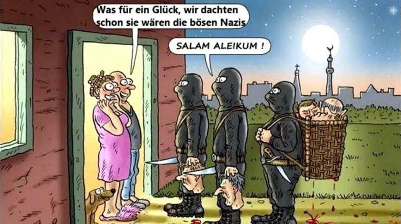 ISIS in Österreich