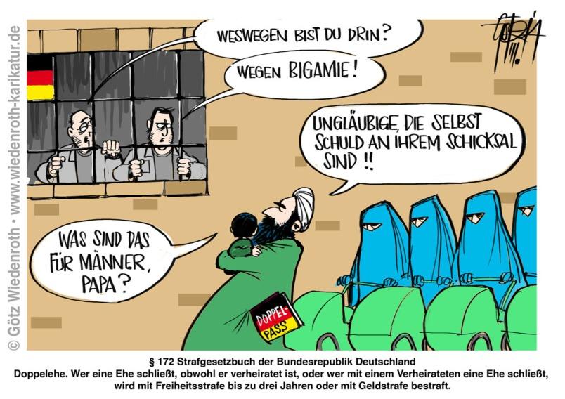 Islam Polygamie