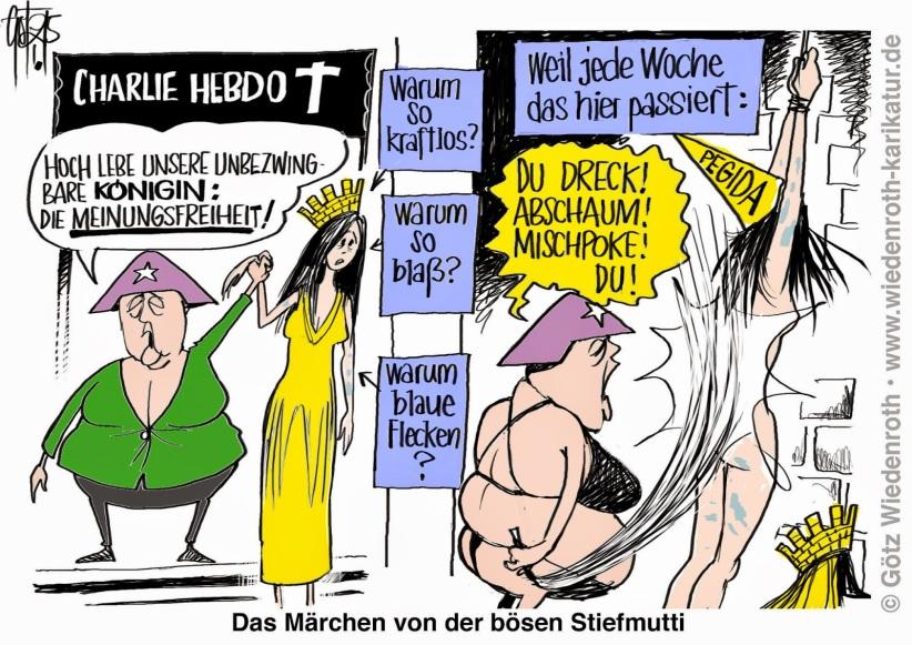 Meinungsfreiheit_Charlie_Hebdo_Heuchelei_Pediga