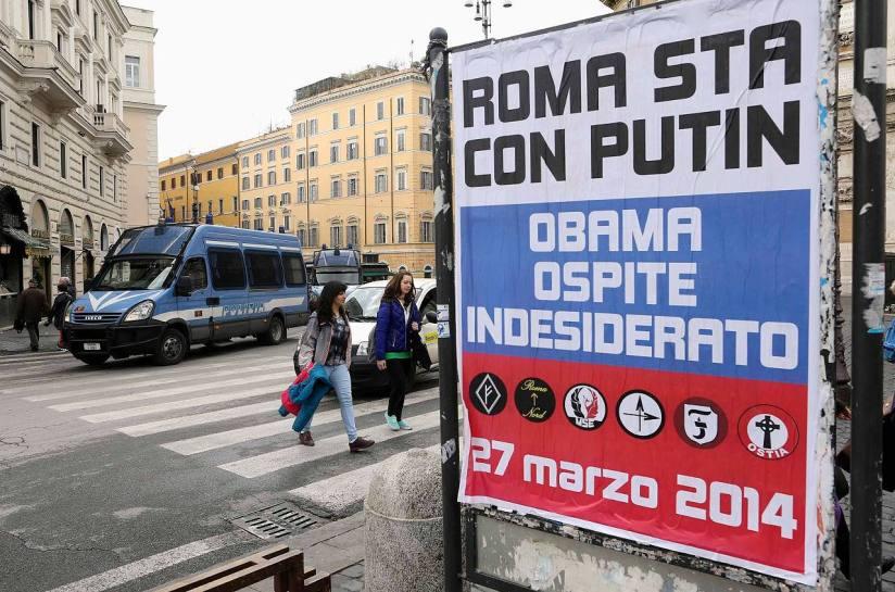 Pro-Putin-Plakate-Rom