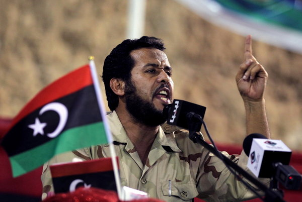 Abdel Hakim Belhadj, a Libyan military commander rendition legal